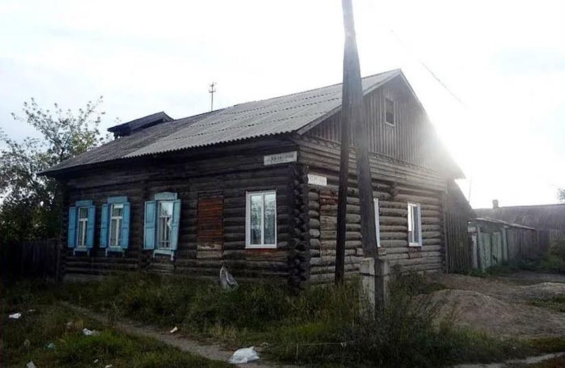 Дом Ярослава Гашека