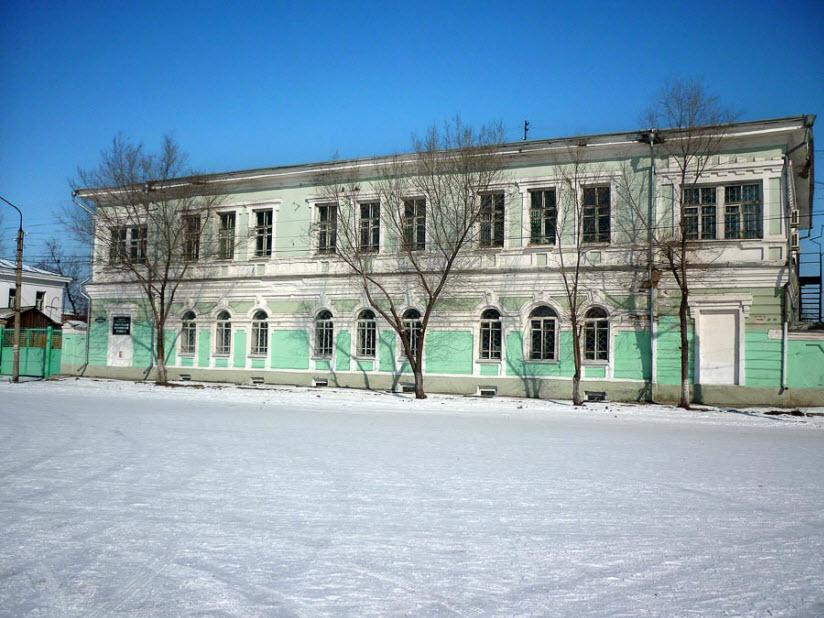 Дом купчихи М.С. Беловой