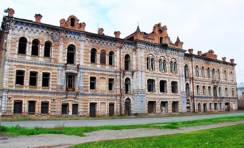 Дом купца Г.М. Вильнера