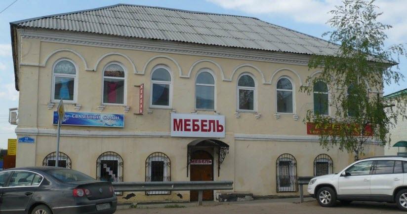Дом купца Голованова