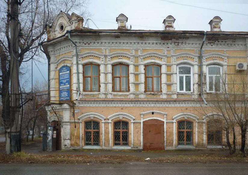 Дом купца Н.П. Пашенных