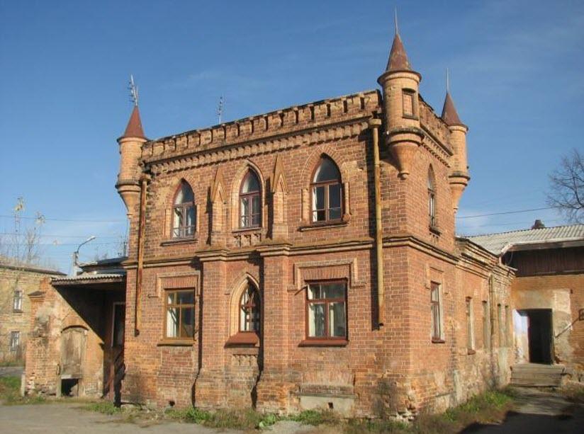 Дом купца П.Ф. Колмакова