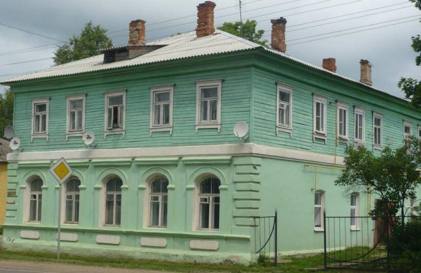 Дом купца Саламатина