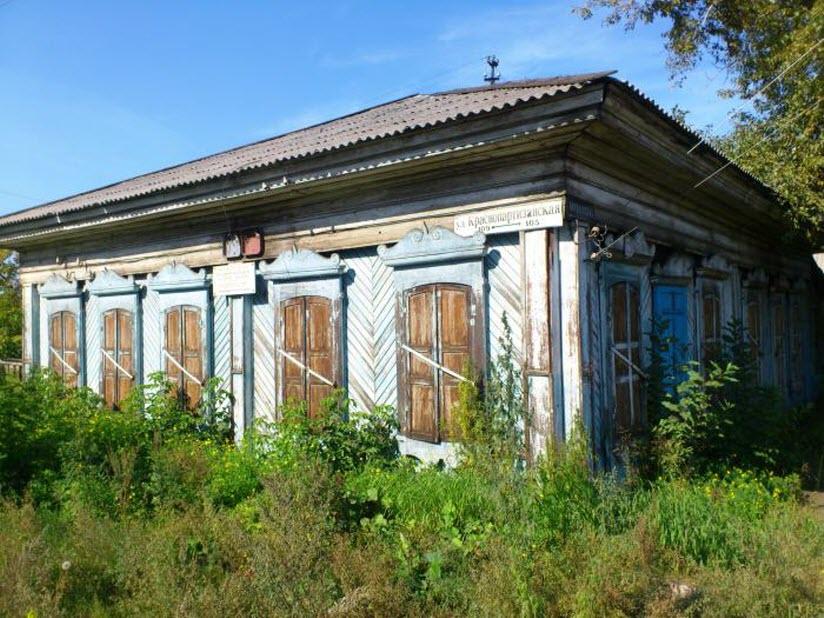 Дом-музей В.Я. Зазубрина (Зубцова)