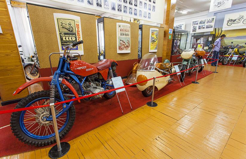 Государственный музей мотоциклов
