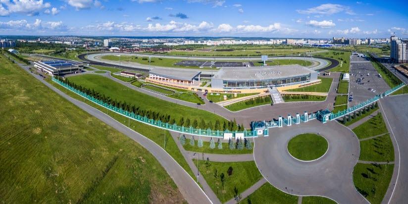 Конноспортивный комплекс «Казань»