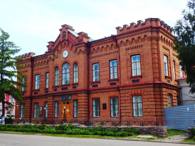 Краеведческий музей имени Н.М. Мартьянова