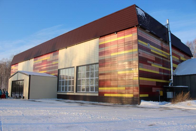 Лыжная база «Снежинка»