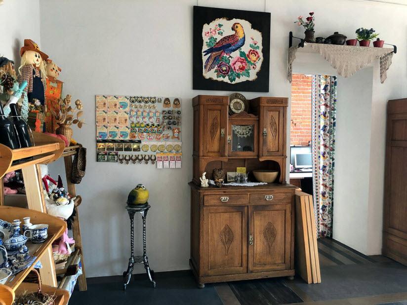 Магазин-музей «Домик счастья»