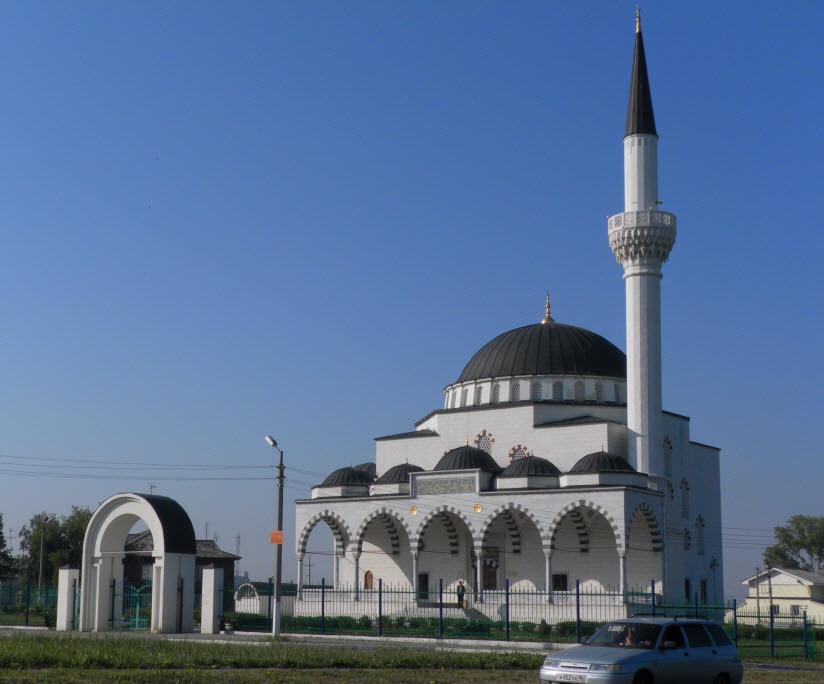 Медная мечеть