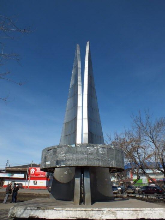 Мемориал Воинам-автоприцеповцам