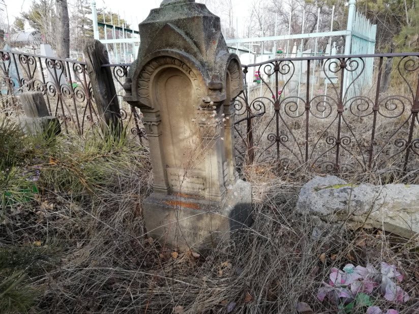 Минусинский Некрополь