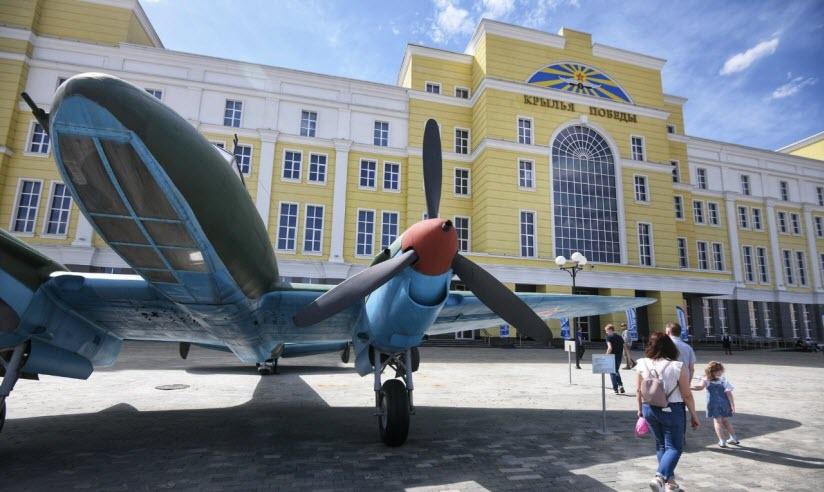 Музей авиации «Крылья победы»