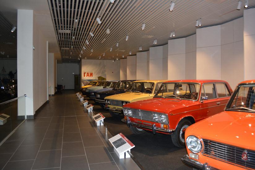 Музей автомобильной техники