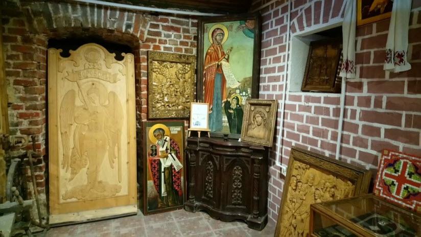 Музей-галерея иконописи