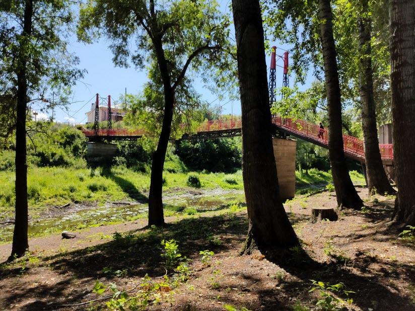 Парк 40-летия Комсомола