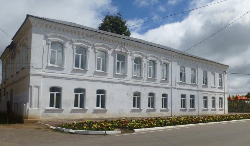 Первый дом купца Журавлёва