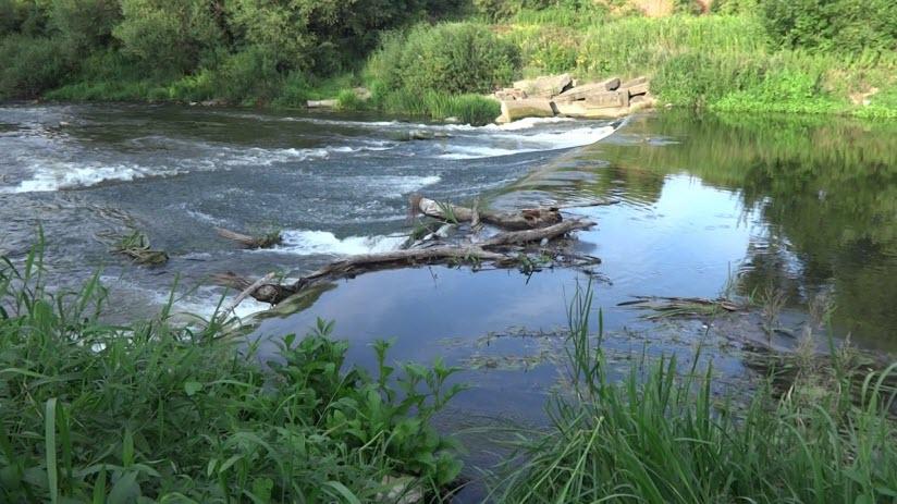 Порог реки Анграпы