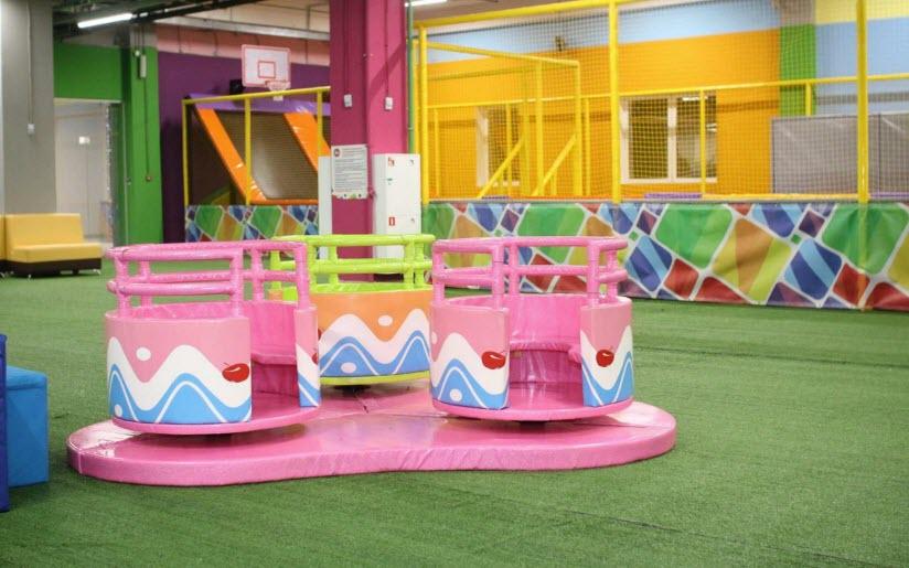 Ресто-парк «Jump Park»