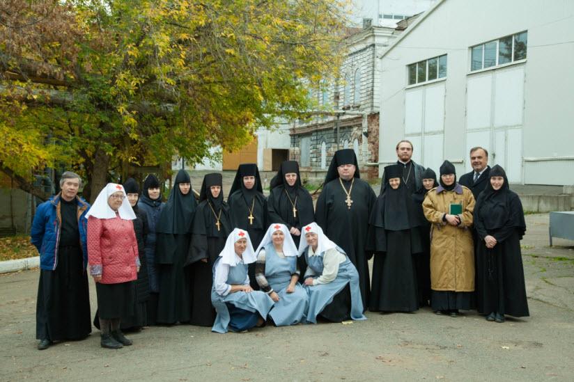 Сарапульский Благовещенский женский монастырь