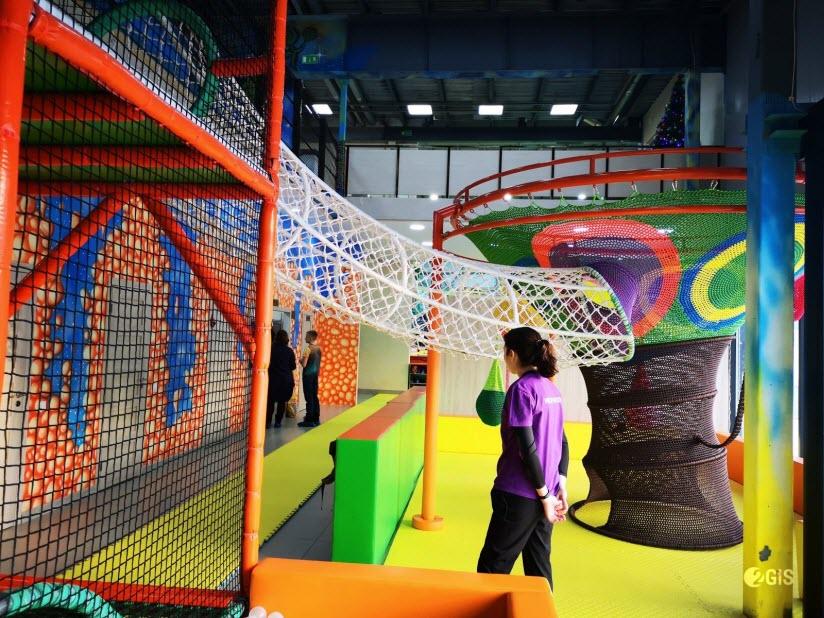 Спортивно развлекательный центр «Зона гравитации»