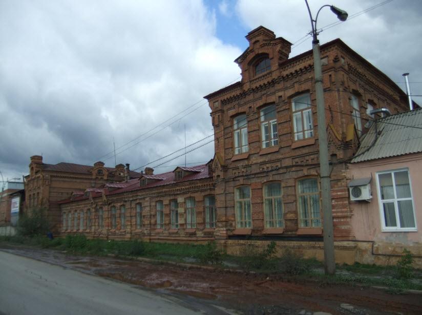 Здание винокуренного завода