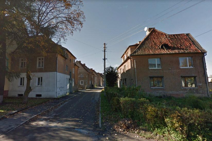 Дома с немецкой лепниной