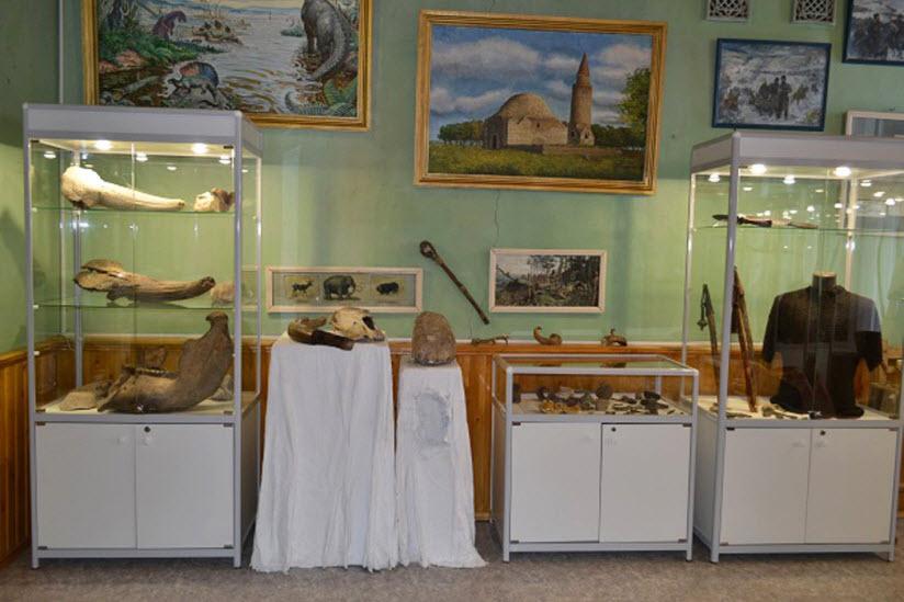 Исторический музей имени Халиуллы Ахметшина