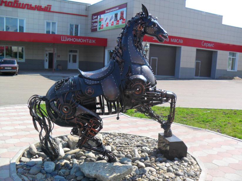 Медный конь