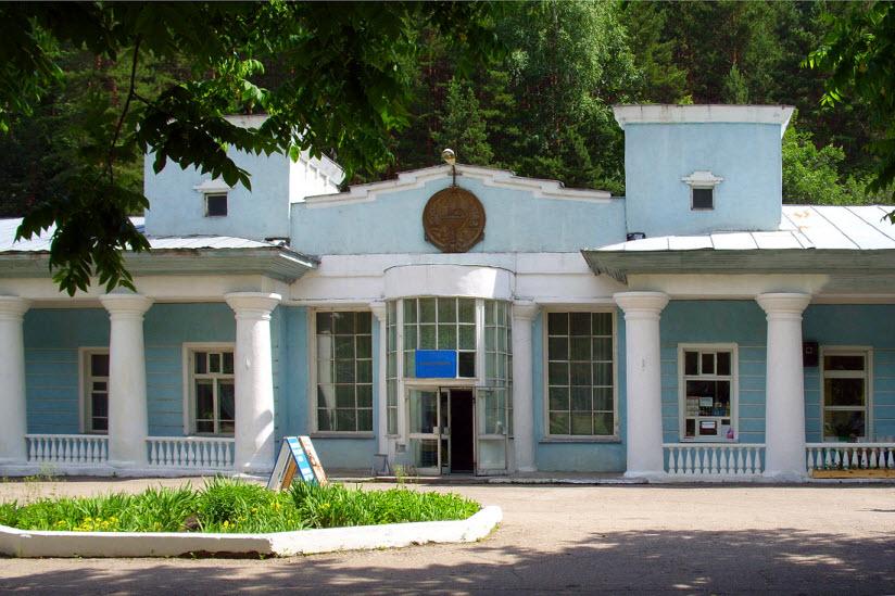 Музей им. С.И. Гуляева