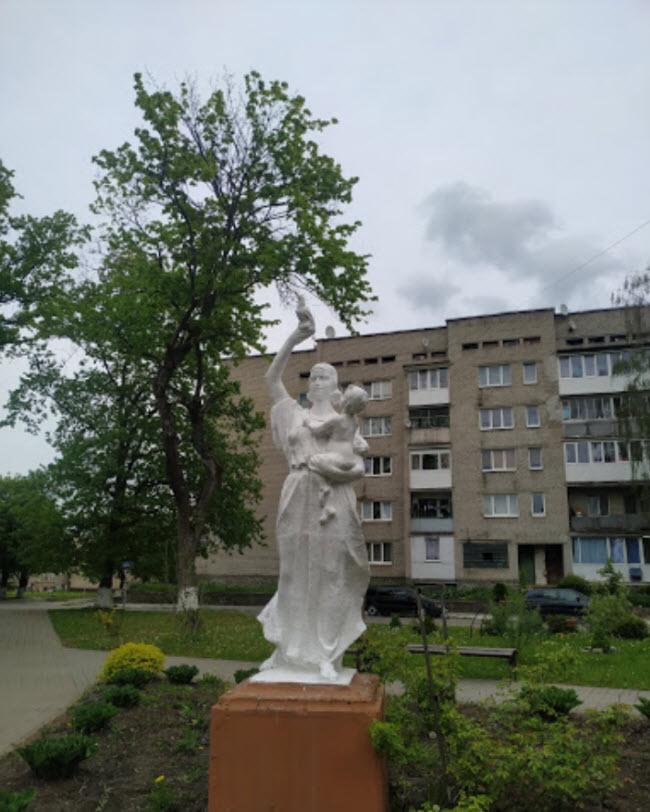 Парк Матери и дитя