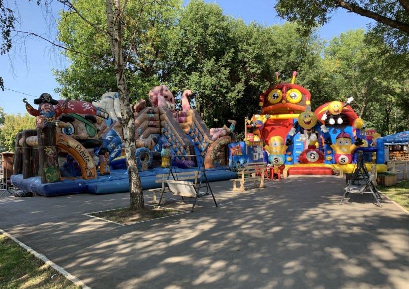Парк культуры и отдыха имени 50-летия Октября