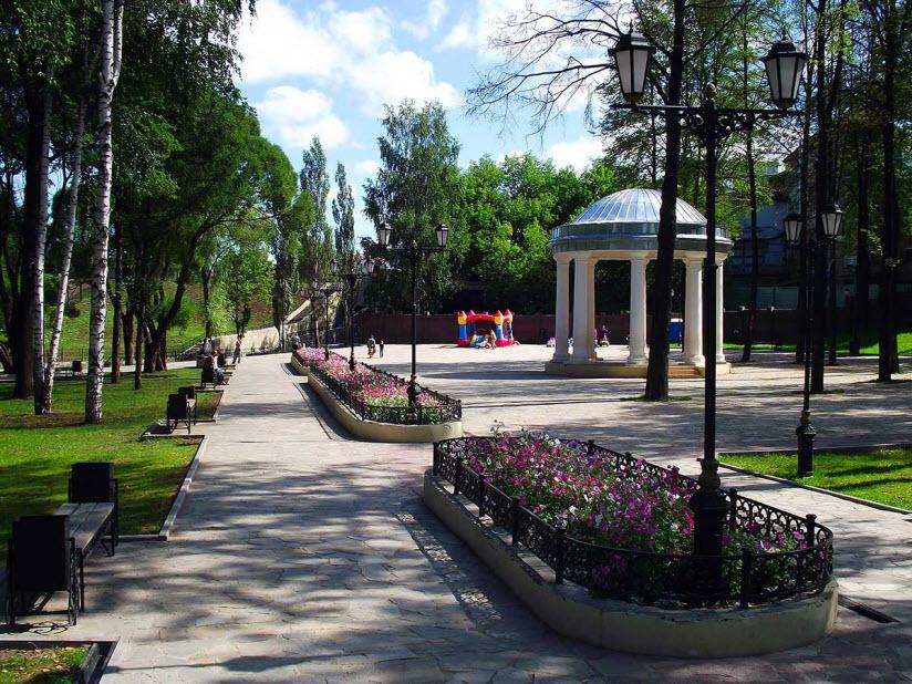 Сад им. Я. Свердлова