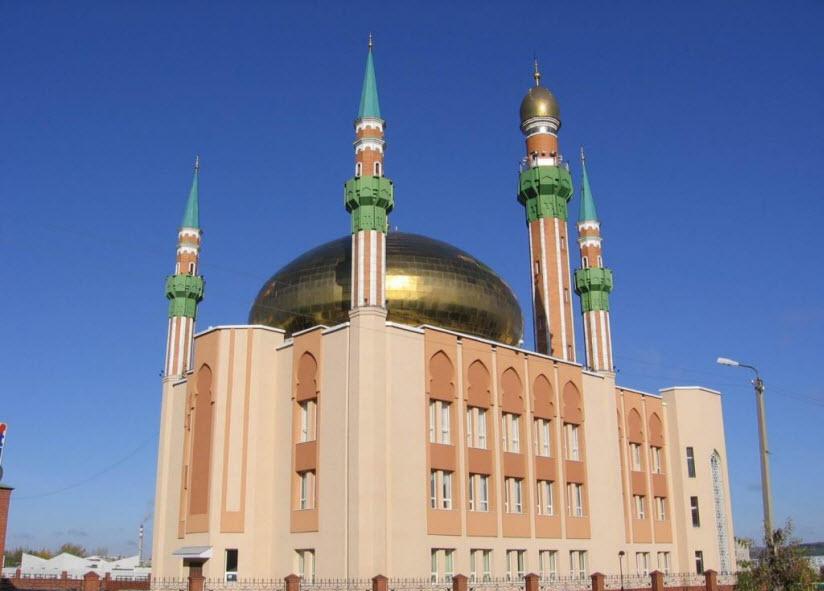 Соборная мечеть имени Рината Галеева
