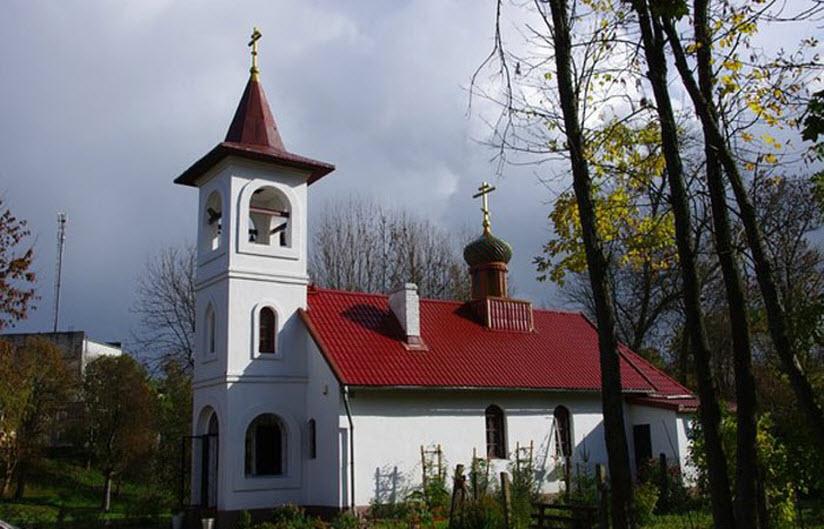Церковь Святых Новомучеников и исповедников Российских
